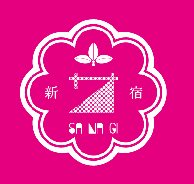 アジアン・エスニック料理 サナギ 新宿 fromTOKYO ロゴ