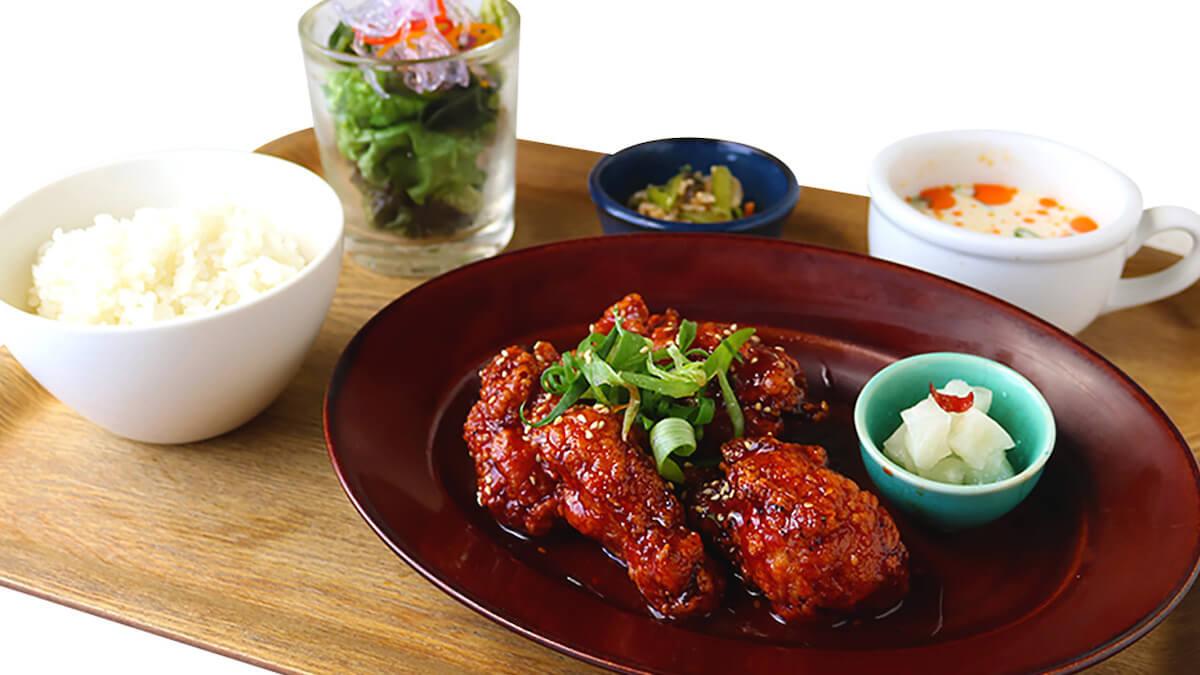 ラフレアの鶏唐揚げ ヤンニョムチキン or おろしポン酢